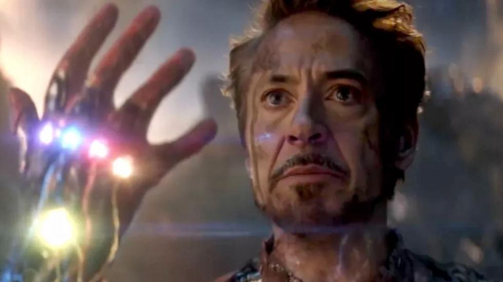 Iron Man en dikke Thor op foto's 'Avengers: Endgame'