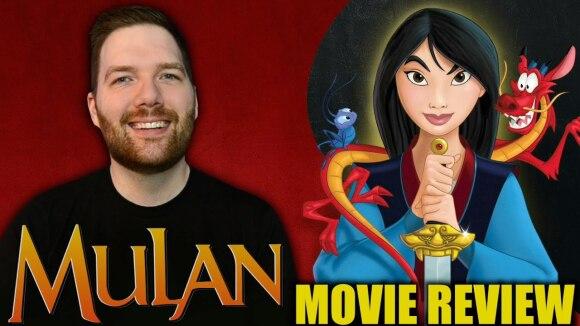 Chris Stuckmann - Mulan - movie review