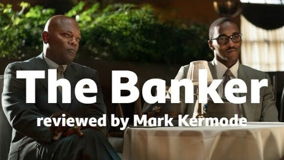 Kremode and Mayo - The banker reviewed by mark kermode