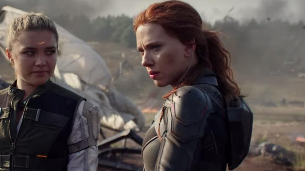 Disney maakt bekend of 'Black Widow' snel op Disney+ verschijnt