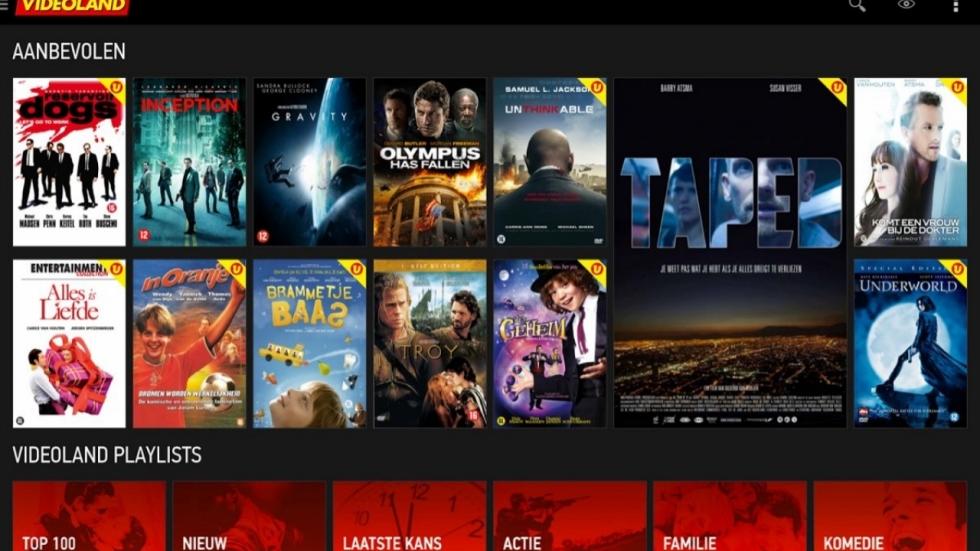 Videoland voegde deze films allemaal nieuw toe afgelopen week