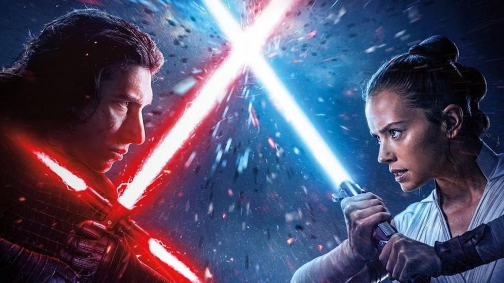 Kylo Ren staart naar doodenge ruimtewolven op uitgelekte beelden 'Star Wars: The Rise of Skywalker'