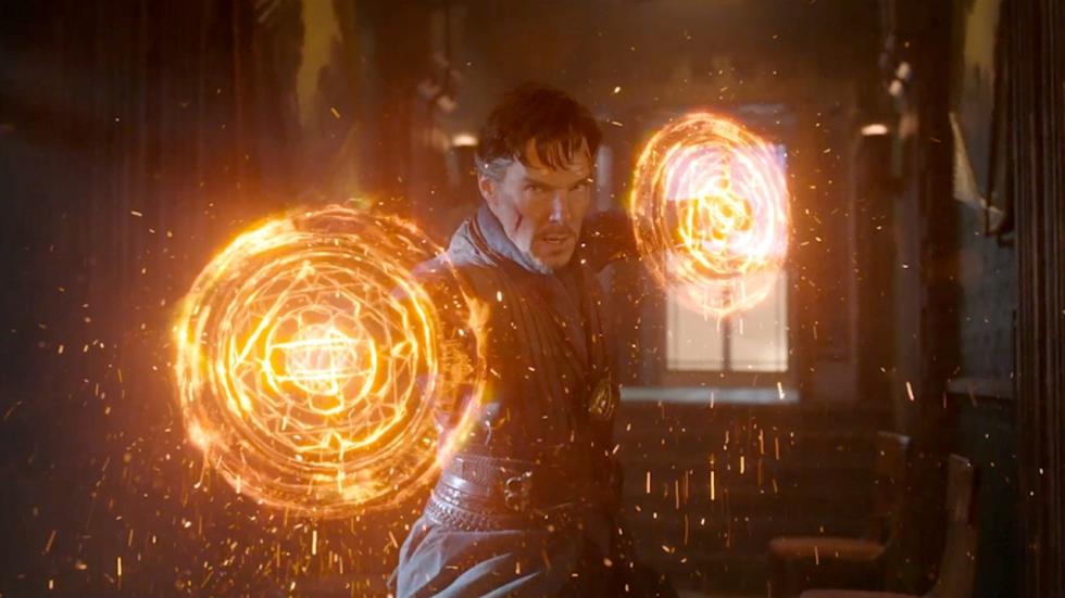 Blunder ontdekt in Marvel-film 'Doctor Strange'