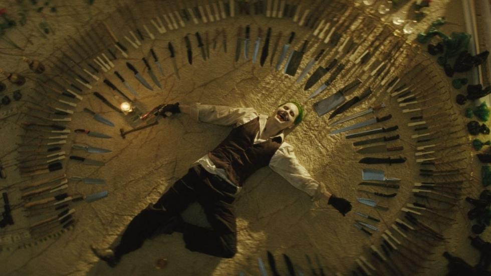 Regisseur David Ayer laat zich uit over de 'Suicide Squad'-scene waarin Joker omringd is door babykleren