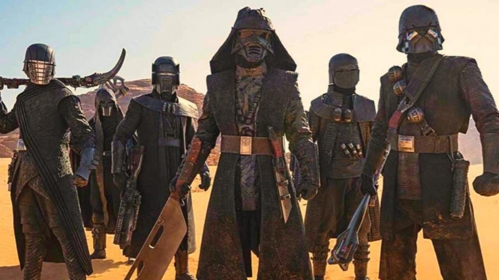 'Star Wars' onthult eindelijk meer over de Knights of Ren