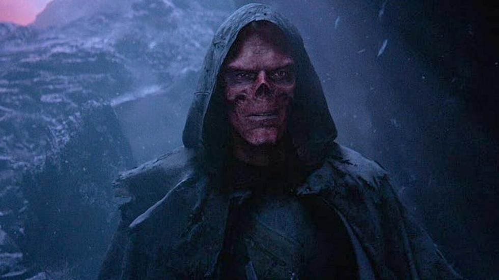 Alternatieve Red Skull onthuld voor 'Avengers: Endgame' en 'Infinity War'