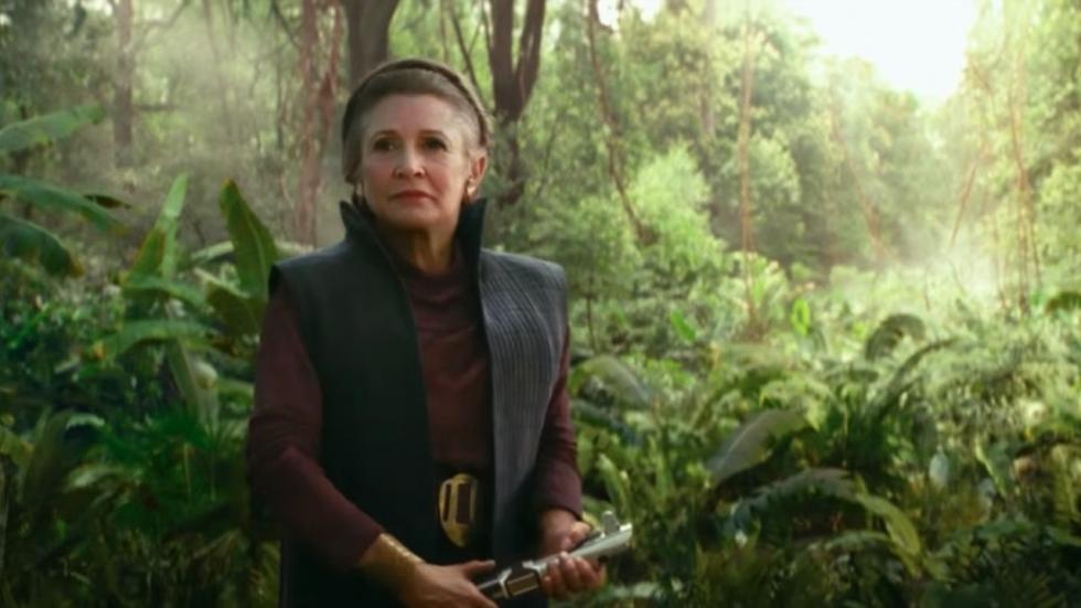 Leia werd ook getraind door Yoda en Obi-Wan Kenobi in 'Star Wars: The Rise of Skywalker'