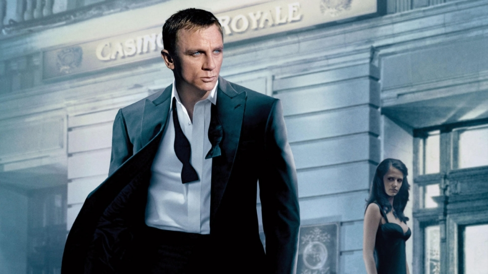 Deze explosieve autocrash in 'Casino Royale' blijft doodzonde