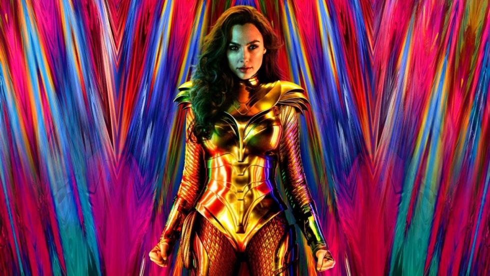 Schitterende nieuwe poster 'Wonder Woman 1984'