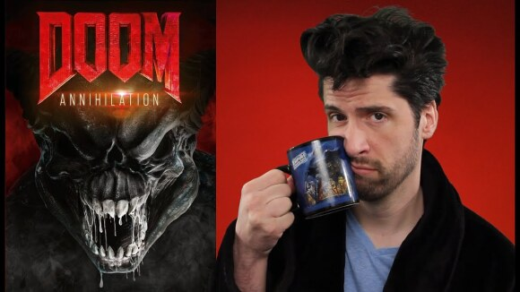Jeremy Jahns - Doom: annihilation - movie review