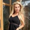 Gaby Blaaser pruilt haar lippen voor 'De Bachelorette'