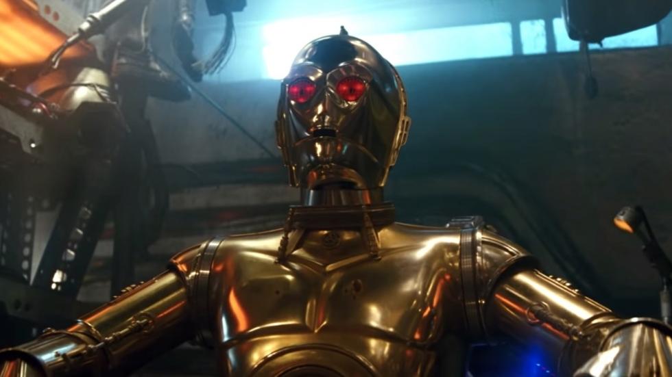 C-3P0 had veel grotere rol in 'Star Wars: The Rise of Skywalker'
