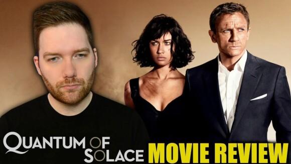 Chris Stuckmann - Quantum of solace - movie review