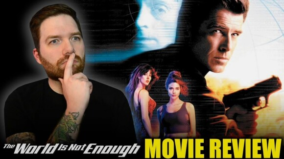 Chris Stuckmann - The world is not enough - movie review