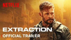 Extraction (2020) video/trailer