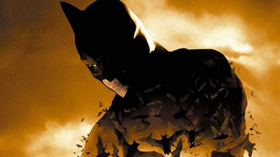 Christian Bale in pak uit 'Batman Forever' tijdens screentest 'The Dark Knight'-trilogie
