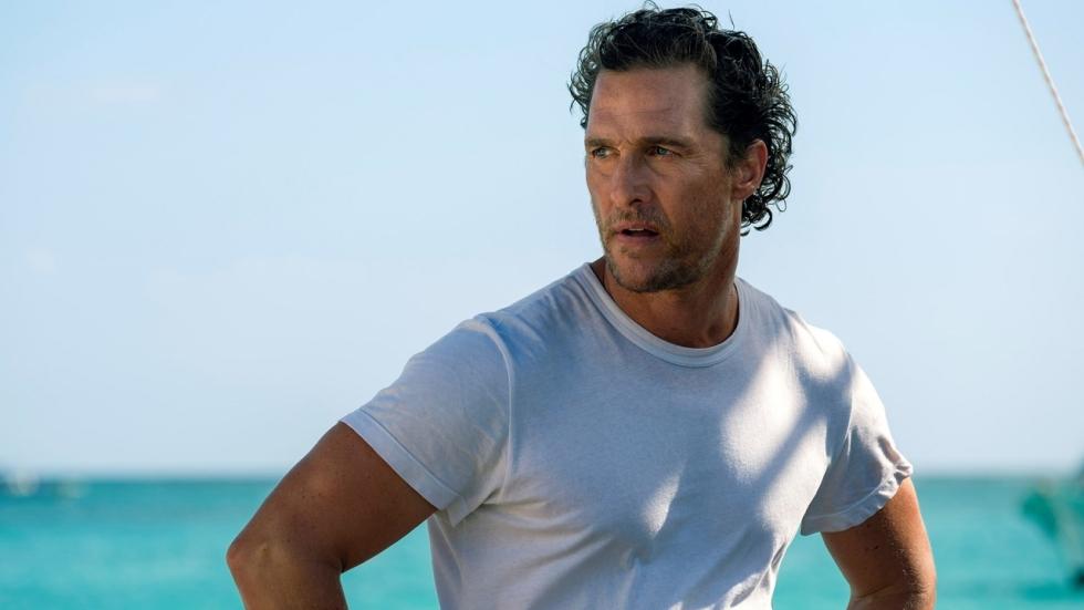 Matthew McConaughey doet een bingo-avondje voor ouderen