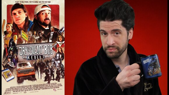 Jeremy Jahns - Jay & silent bob reboot - movie review