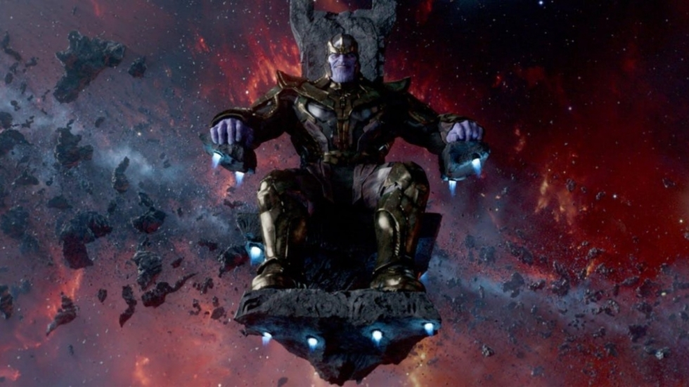 Thanos maakte 'Guardians of the Galaxy' onnodig complex