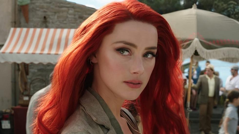 Amber Heard mogelijk de gevangenis in en ontslagen uit 'Aquaman 2'