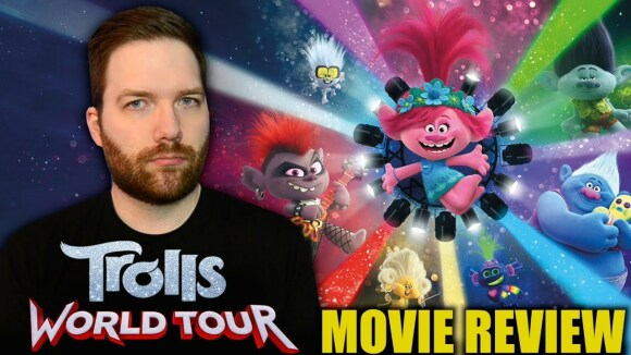 Chris Stuckmann - Trolls: world tour - movie review