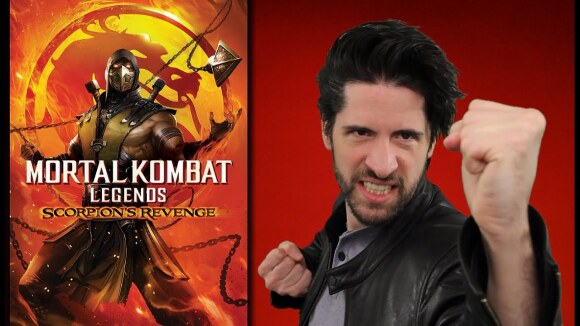 Jeremy Jahns - Mortal kombat legends: scorpion's revenge - movie review