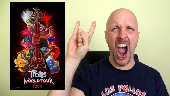Channel Awesome - Trolls world tour - doug reviews