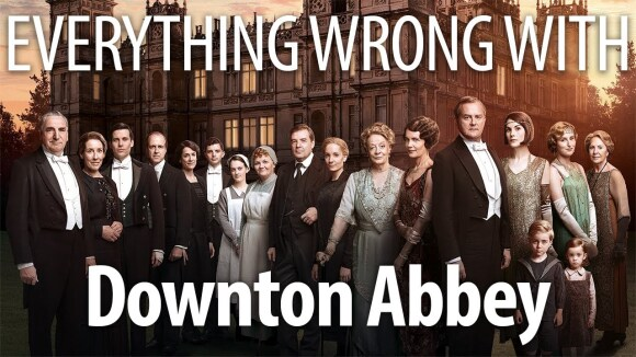 CinemaSins - Everything wrong with downton abbey in fancy minutes or less