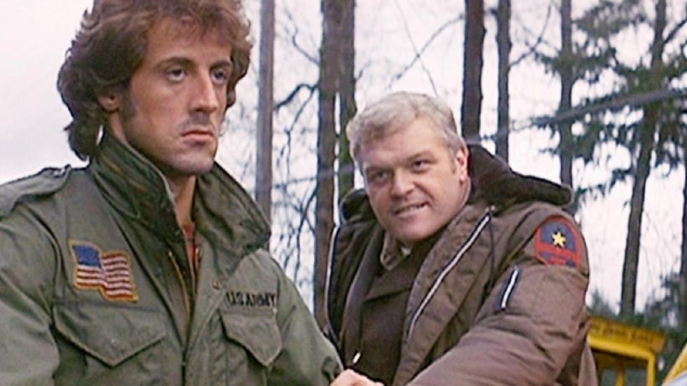 'Rambo'-acteur Brian Dennehy overleden