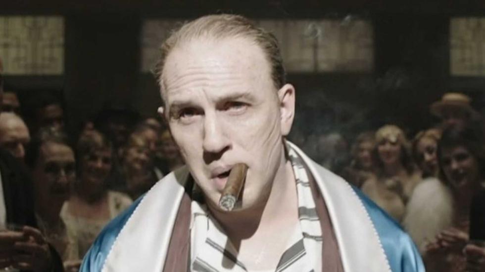 Eerste trailer 'Capone' met Tom Hardy als gangsterbaas