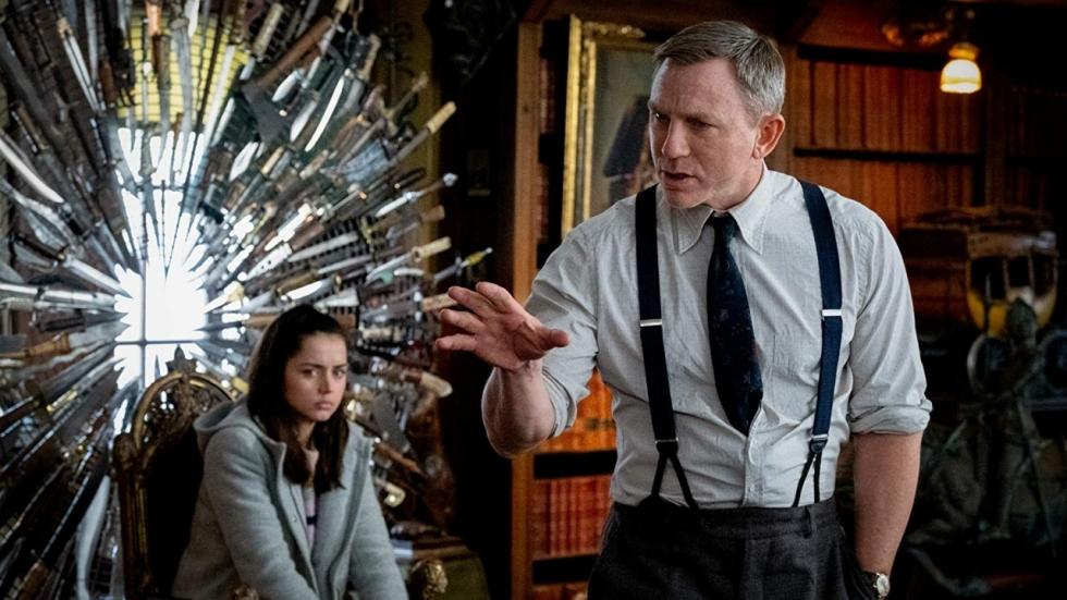 Blu-ray review 'Knives Out' met Daniel Craig als een heel andere speurneus!