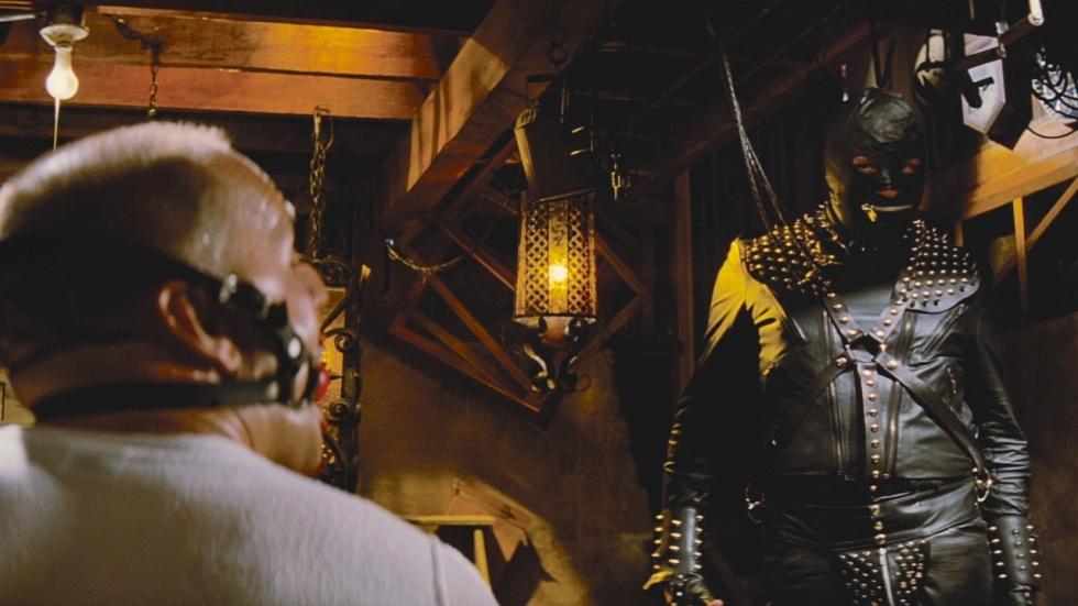 Quentin Tarantino verklapt wie The Gimp in 'Pulp Fiction' nu precies is