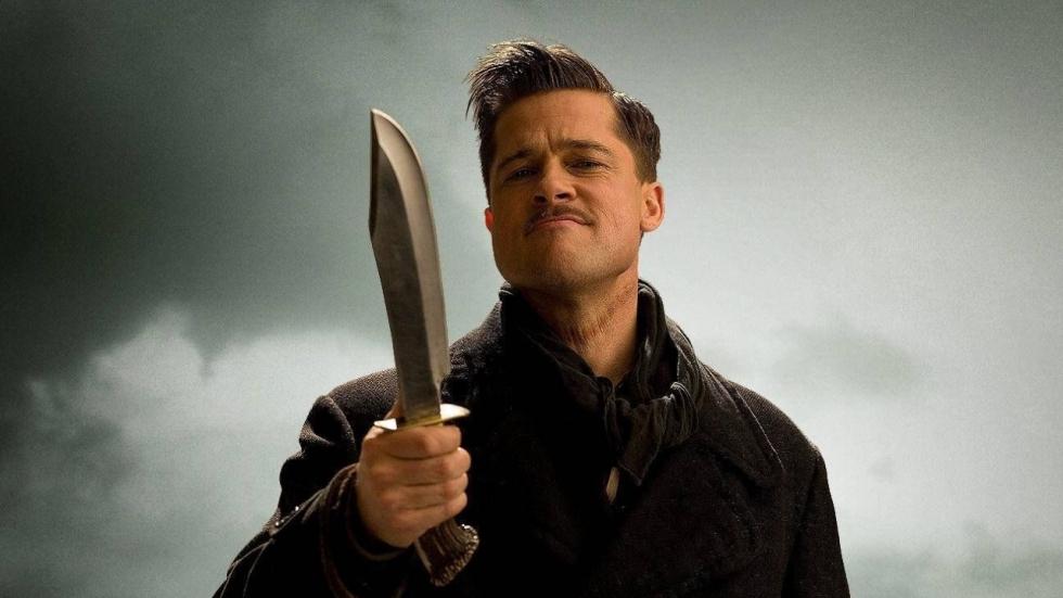 Brad Pitt miste superheldenrol door 'Inglourious Basterds'