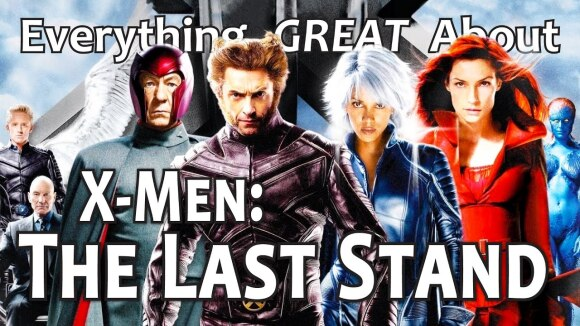 CinemaWins - Everything great about x-men: the last stand!