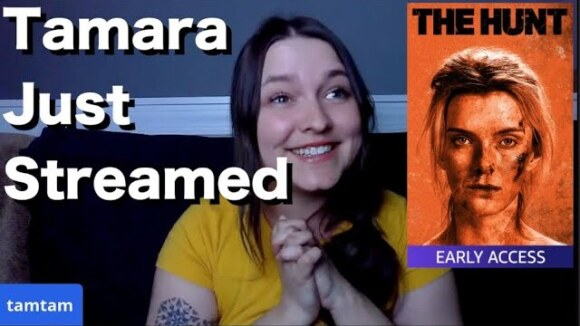 Channel Awesome - The hunt - tamara just saw
