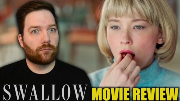Chris Stuckmann - Swallow - movie review