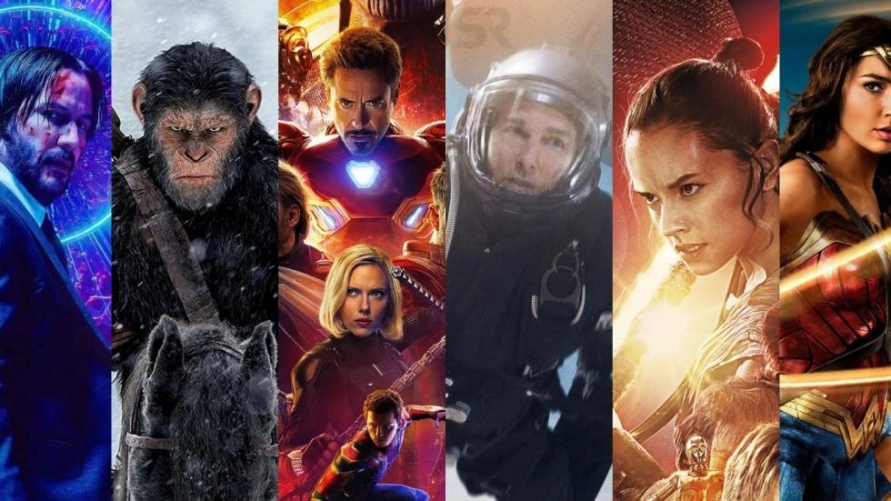 Welke filmreeks zou jij nog een keer in de bioscoop willen zien?