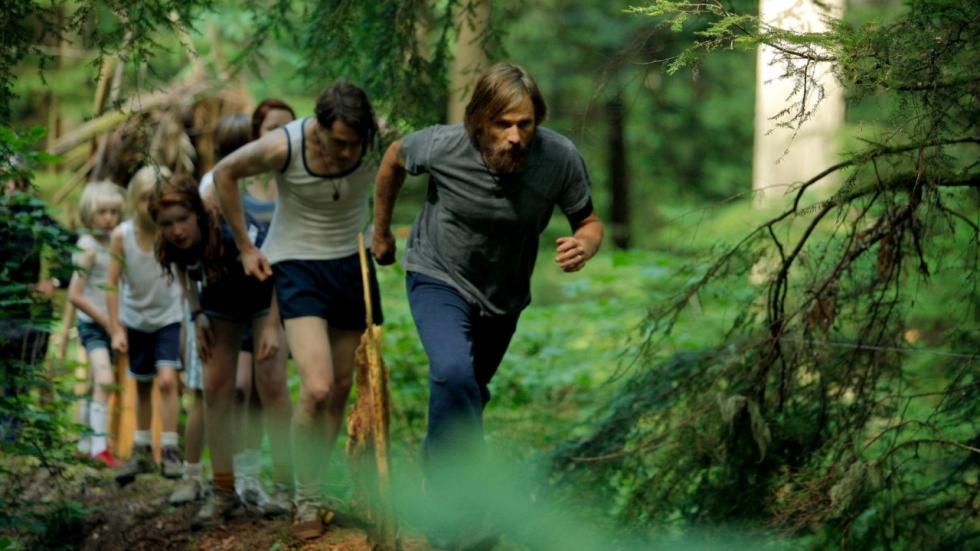 Gratis films op Pathé Thuis: hier de CODE voor 'Captain Fantastic' met Viggo Mortensen