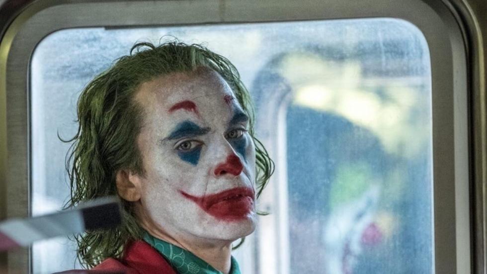 Gave foto's 'Joker' onthuld met Joaquin Phoenix