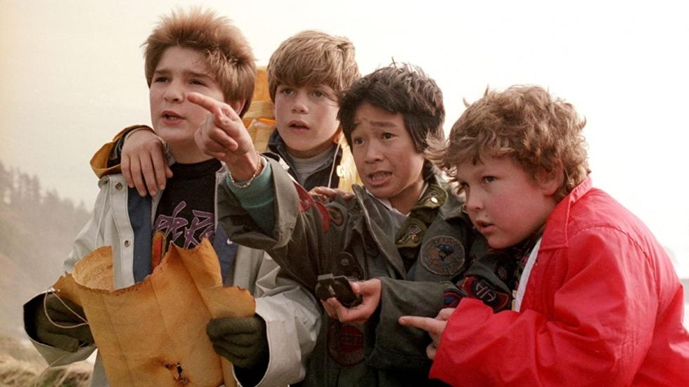 Gehele cast 'The Goonies' terug in bijzondere reünie