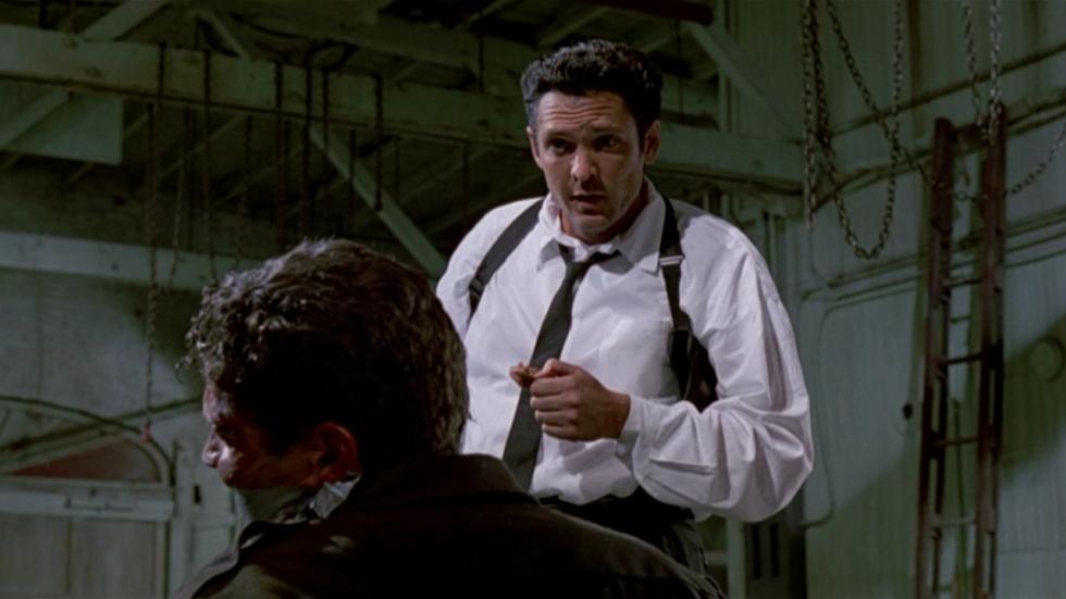 Mr. Blond uit 'Reservoir Dogs' is terug en snijdt weer oren af