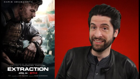 Jeremy Jahns - Extraction - movie review