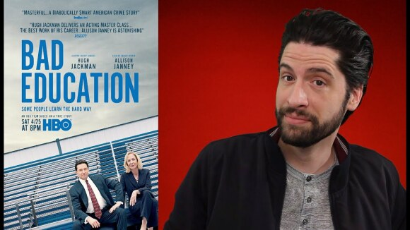 Jeremy Jahns - Bad education - movie review