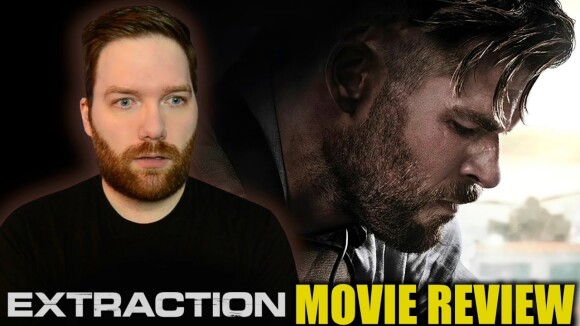 Chris Stuckmann - Extraction - movie review