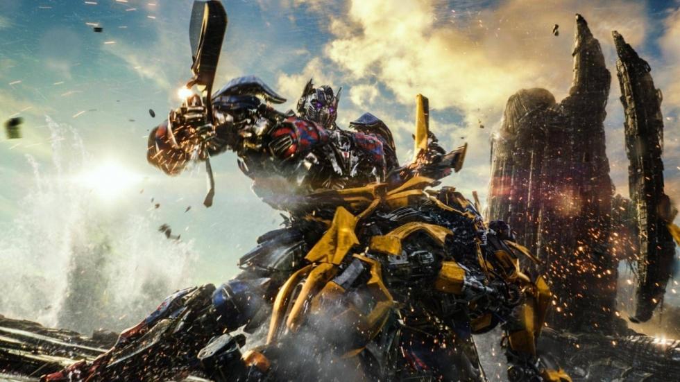 'Transformers'-franchise komt weer terug met film over Cybertron