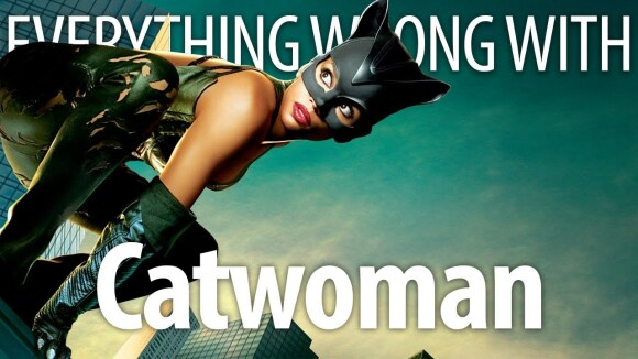 CinemaSins - Everything wrong with catwoman in meow minutes or less