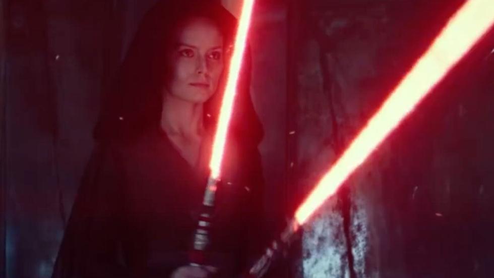 Bekijk een horrorversie van Dark Rey in 'Star Wars: The Rise of Skywalker'