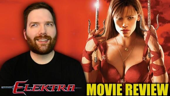 Chris Stuckmann - Elektra - movie review