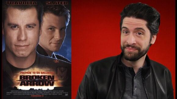 Jeremy Jahns - Broken arrow - movie review