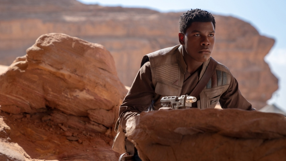 John Boyega zegt op wie Finn verliefd was in 'The Rise of Skywalker'